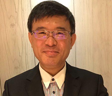 中國問題專家、總體經濟學家吳嘉隆解讀,台灣既是美國的國防前線,也是反共的前線,還同時是日本的國防前線,基於這樣的戰略地位,美國不會拋棄台灣。(吳嘉隆提供)