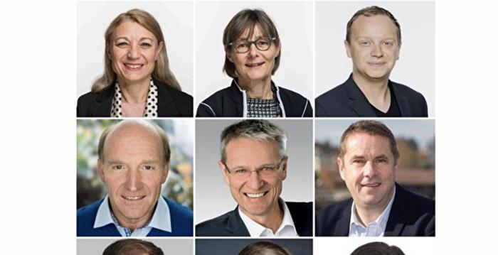 十二位瑞士議員致信 支持法輪功學員反迫害