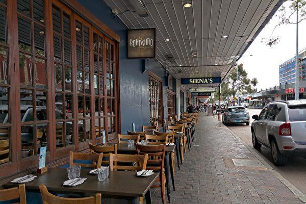 疫情蔓延維州封鎖 西澳消費和商業受挫