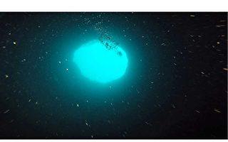 科学家即将潜入深海蓝洞探险