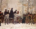 华盛顿将军系列故事:福吉谷 雪地里的独自祈祷