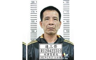 台南受刑人逃獄 刑事局發通緝資訊公布長相