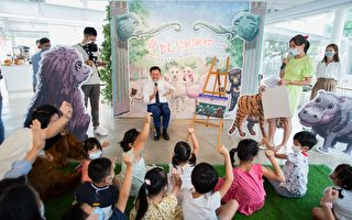 动物明星贝比以标本回归 竹市将启动生命教育