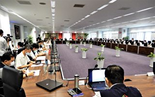 台中新政风处长上任卡卡 缺席首次市政会议