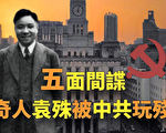 【欺世大观】鲜为人知:五面间谍被毛泽东逼疯