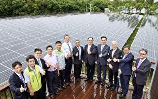 首座树电共生 奇美打造绿电绿树共存电厂