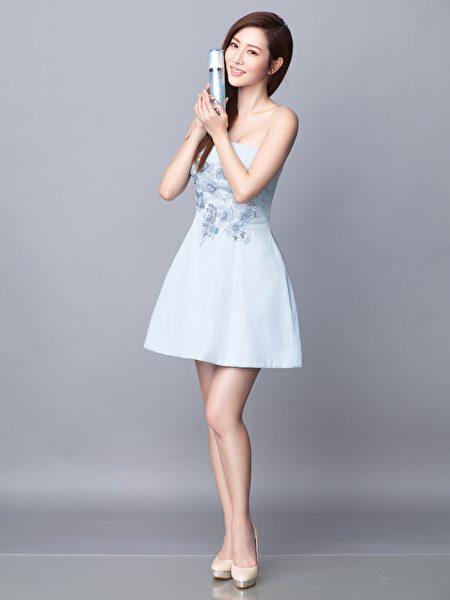 曾莞婷推出自家保养品品牌。