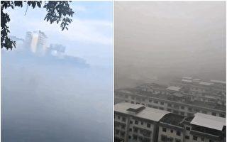【一線採訪】四川樂山氣體洩露 居民大逃亡