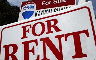 多伦多租房市场缓慢恢复 租金上涨