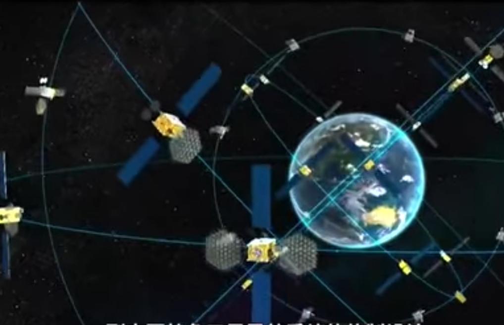 中共吹噓北斗系統 專家分析其軍事太空企圖