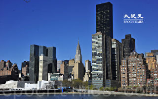 曼哈頓公寓平均租金跌破3千元 近十年首見