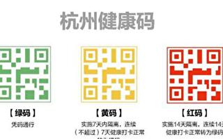 【内幕】微信健康码国际版将监控延伸海外