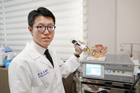 楊梅天成醫院泌尿科主任彭元宏醫師。