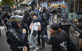 纽约警察工会起诉市政府 反对锁喉禁令部分条款