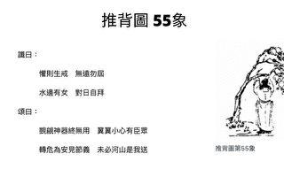 夏林視角 (2): 推背圖預言蔡英文和台灣