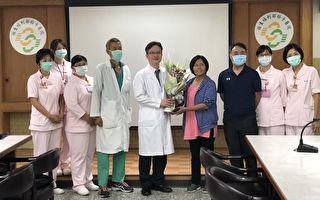 朴醫分享成果 高齡長輩大腸直腸癌手術成功