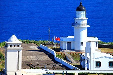 青春山海线:三貂角灯塔。