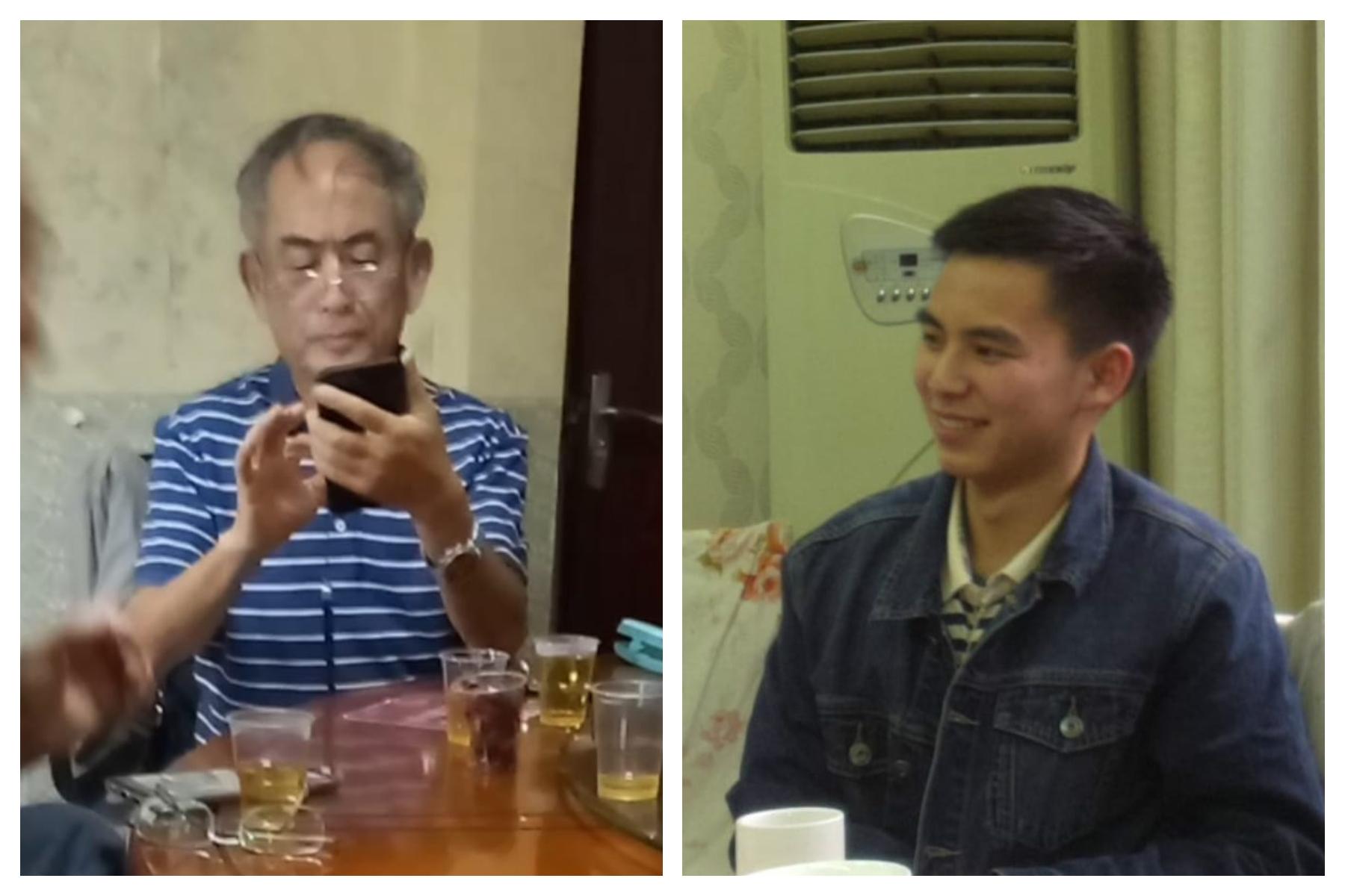 貴州退休教授離奇死亡 90後公民遭秘密逮捕