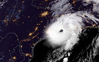美國科學家一天飛進颶風5次 拍下罕見畫面