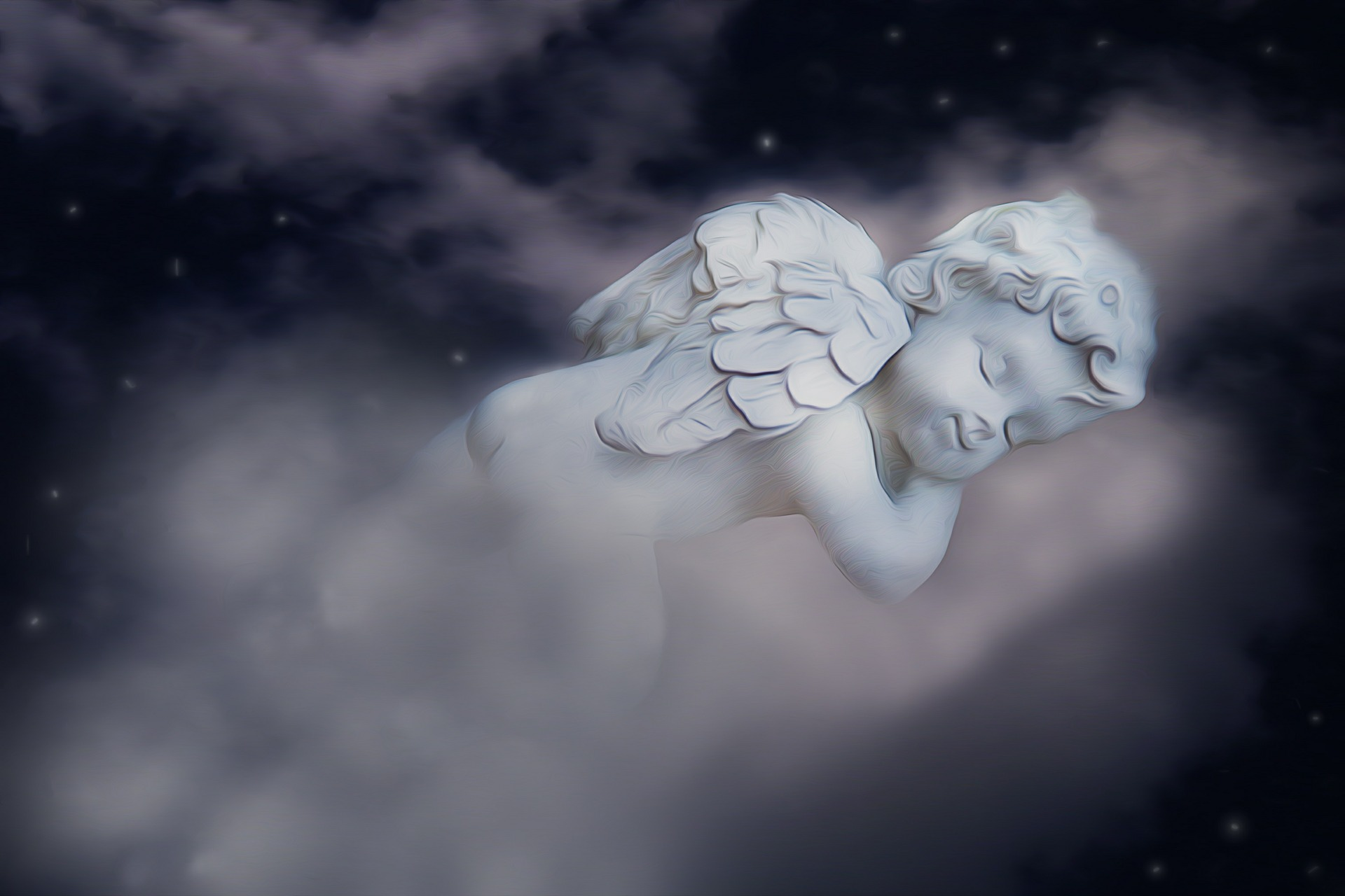 美國新墨西哥州一名母親兩年前失去了當時只有2歲的女兒。近期,她發現愛女的墓地遭竊,意外的是,在監控影片中,竟發現有個嬌小的白色人影。她認定是「女兒回來了」。圖為示意圖。(Pixabay)