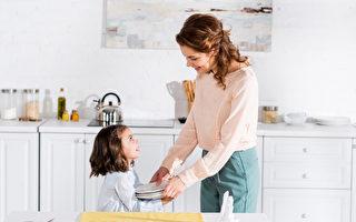 四種技巧 有效培養孩子有禮貌