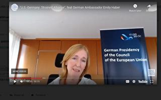 德国驻美大使:警惕带政治意图的外国投资