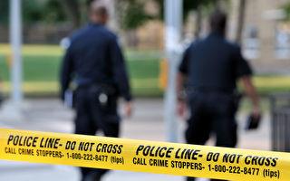 多倫多週末示威 七警受傷四送醫 兩人被捕