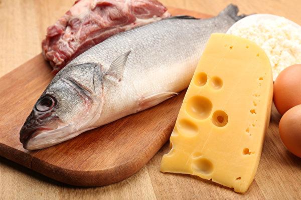 素食者、减重者、银发族,这三类人容易缺乏蛋白质。(Shutterstock)