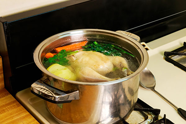加热是最有效的食物杀菌法,怎样加热能有效杀死细菌和病毒?(Shutterstock)