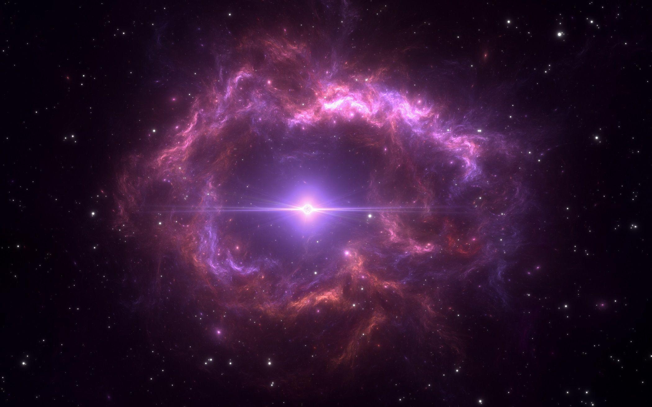 黑矮星爆炸:死寂宇宙中最後的煙火