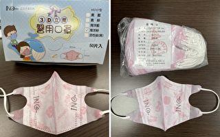豪品公司賣中國偽MIT口罩 已售約上百萬片