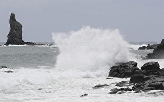 台风海神靠近日本 将带来创纪录强风大浪
