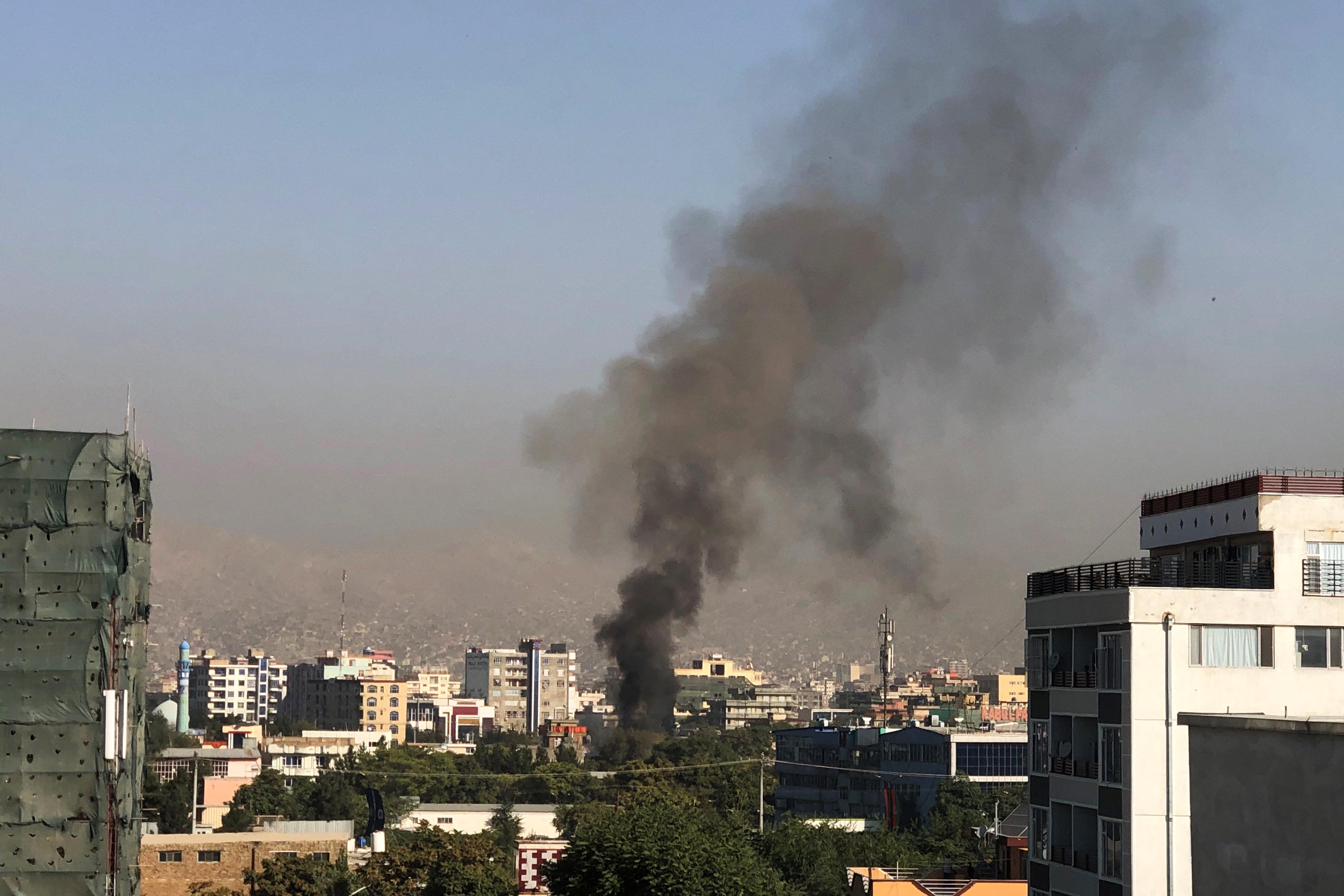阿富汗副總統遇擊受輕傷 逾6人死