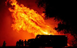 野火肆虐美西三州釀24死 俄勒岡50萬人撤離