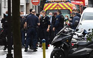 巴黎持刀攻击事件 至少4伤 一嫌犯被抓