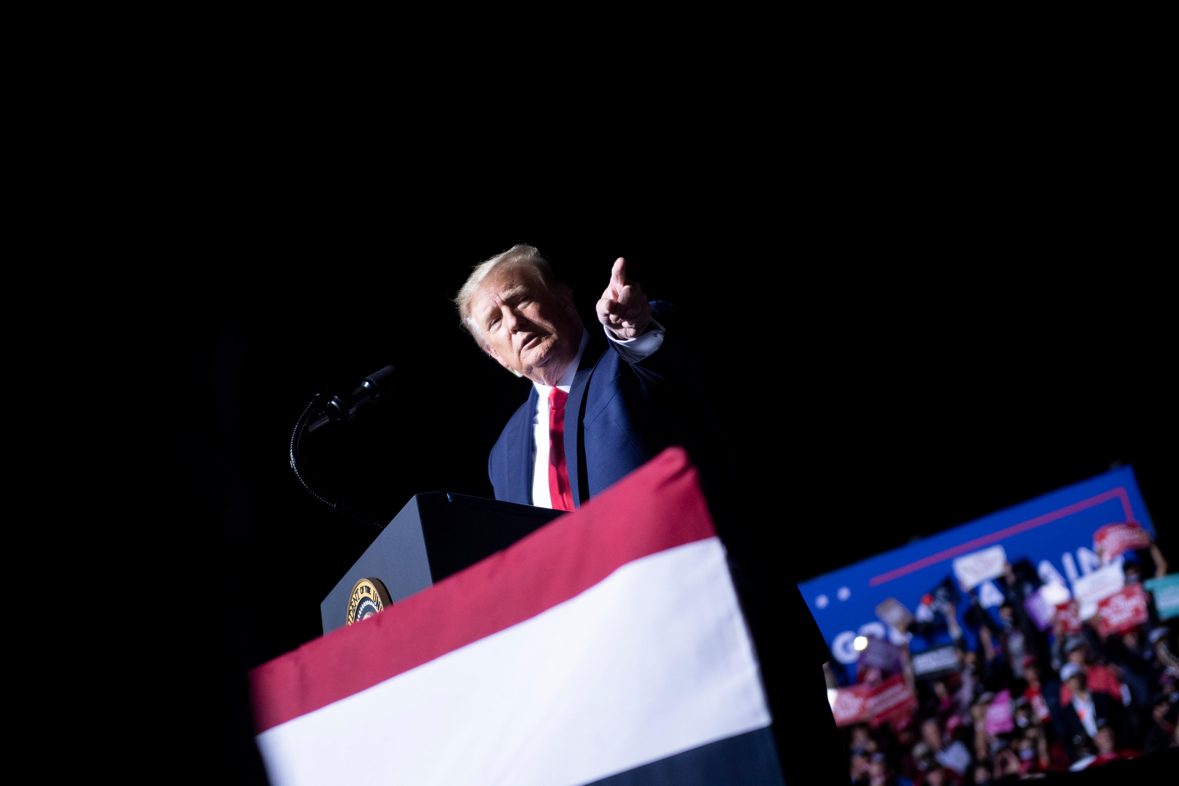 特朗普:郵寄投票或拖延美大選結果數月