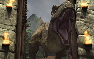 《侏罗纪世界:白垩冒险营》影评:恐龙题材以动画呈现 也能很成功
