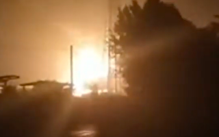 河南化工厂凌晨爆炸 微博封杀现场视频?