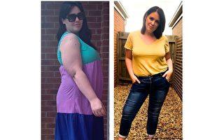 改變生活態度 墨爾本母親三個月減重22公斤