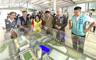 營建工地防制更AI  中華郵政物流把工程變環保