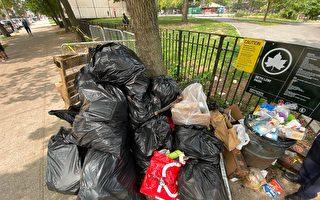 垃圾堆積無人清理 寇頓:紐約成失落之城
