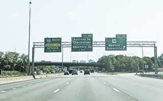 麻州高速路10月起更改出口号码