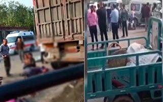 河南許昌幼兒園校車撞上貨車 4死9傷含幼兒