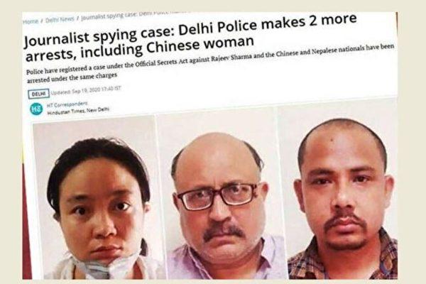 """印度记者涉嫌共谍被捕 胡锡进""""卸磨杀驴"""""""