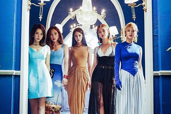 「少女時代-Oh!GG」五成員 再度與SM娛樂續約