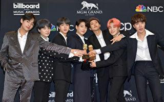BTS登告示牌HOT 100榜冠军 韩国歌手第一人