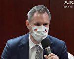 布拉格市长贺瑞普:我是台北市民