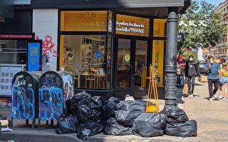白思豪承諾加清潔局經費 增社區垃圾清運
