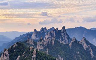 五色雪嶽山 絕美之景四季都驚歎