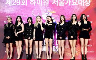 TWICE七度登公信榜专辑榜冠军 海外女歌手第一